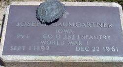Joseph Baumgartner