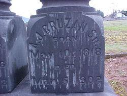 Andrew Jackson Cruzan, Sr