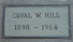 Orval William Hill