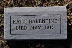Katie <i>Bowman</i> Balentine