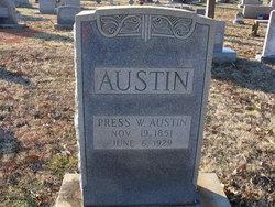 Preston W Austin