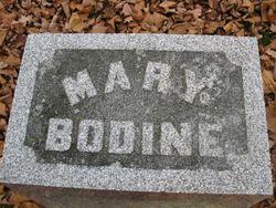Mary <i>Brann</i> Bodine