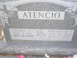 Abraham Lincoln Atencio