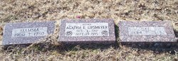 Agatha E Lipsmeyer