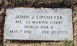 John Joseph Lipsmeyer