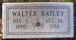 Walter Bailey