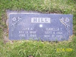 Isabella <i>Taylor</i> Hill