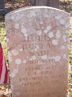 Louis Dunbar Wade