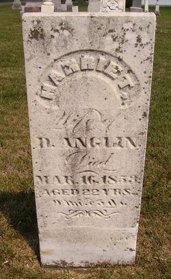 Harriet <i>Wheeler</i> Anglin