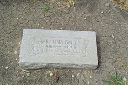 Mary Oma Bailey
