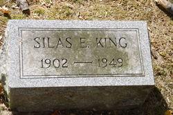Silas E King