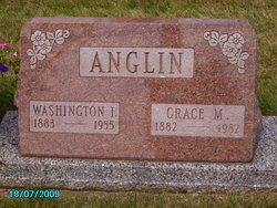 Grace M. <i>Kitch</i> Anglin
