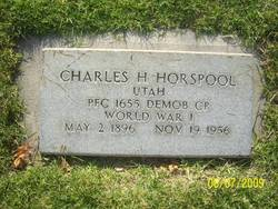 Charles Henry Horspool
