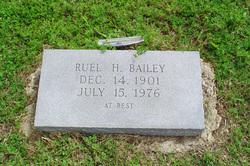 Ruel Houston Bailey