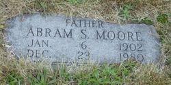 Abram Snyder Moore