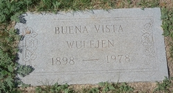 Buena Vista <i>Bassham</i> Wulfjen