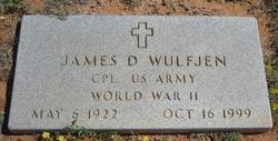 James D Wulfjen