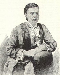 Octavia Victoria <i>Rogers</i> Albert