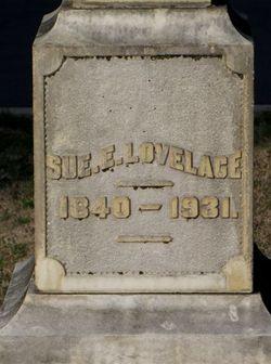 Susan E. Lovelace