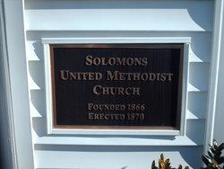 Solomons United Methodist Cemetery