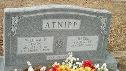 William F Jack Atnipp