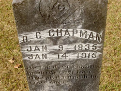 Pvt David Crockett Chapman