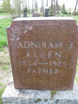 Adniram Judson Allen, Jr