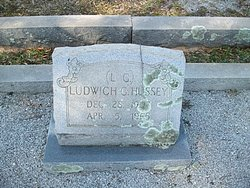 Ludwich G. Hussey
