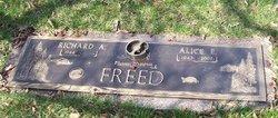 Alice E. <i>Webb</i> Freed