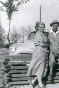 Thelma Mae <i>Underwood</i> Johnson