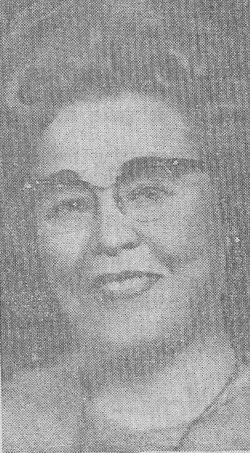 Galtha Gwendolyn <i>Woodruff</i> Giese