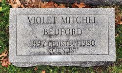Violet <i>Mitchel</i> Bedford