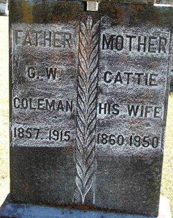 Catherine N. Cattie <i>Jacobs</i> Coleman
