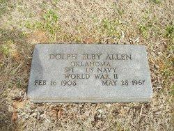 Dolph Elby Allen