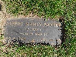 Albert Manly Baxter