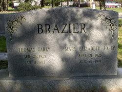 Thomas Carey Brazier