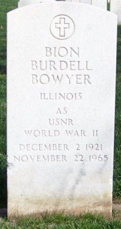Bion Burdell Bowyer