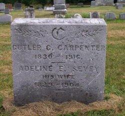 Adeline E. <i>Sevey</i> Carpenter
