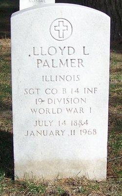 Lloyd Leroy Palmer