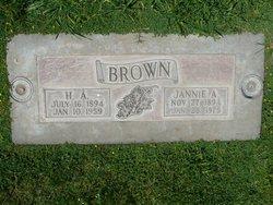 Hiram Allan Brown
