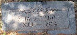 Zeta Josephine Elliott