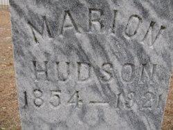Marion Hudson