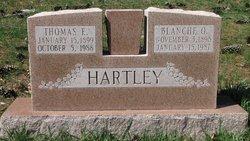 Blanche Oleda <i>Wilson</i> Hartley
