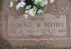 Florence Mary <i>Billings</i> Barry-Holybee
