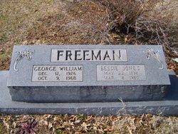 Bessie Lee <i>Jones</i> Freeman