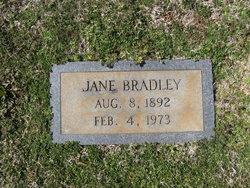 Marthia Jane <i>Bradley</i> Bradley