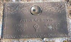 Avery G Davis