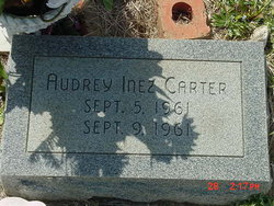 Audrey Inez Carter
