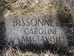 Caroline <i>MacTavish</i> Bissonnette