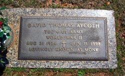 David Thomas <i>Monk</i> Aycoth